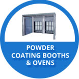 Powder Coating Booths & Ovens