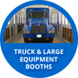 Truck & Large Equipment Paint Booths