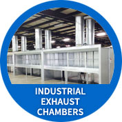 Industrial Exhaust Chambers