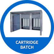 Cartridge Batch Powder Booth
