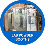 Lab Powder Booth