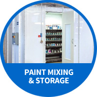 Paint Mixing Storage