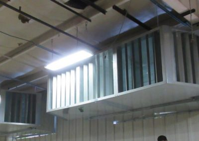 3 Way Discharge Louvers
