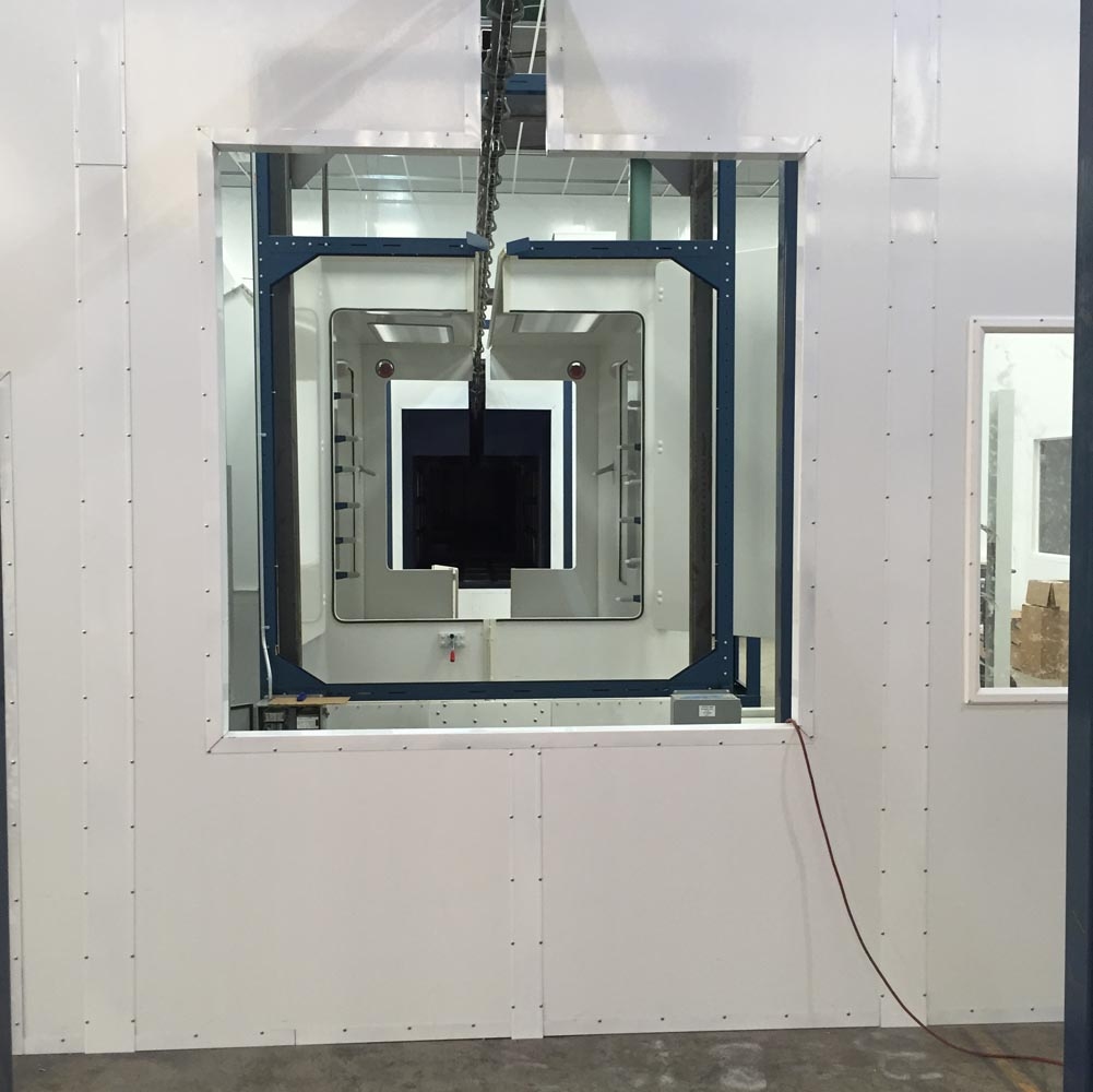 Powder Coating Booths Paintbooth Com