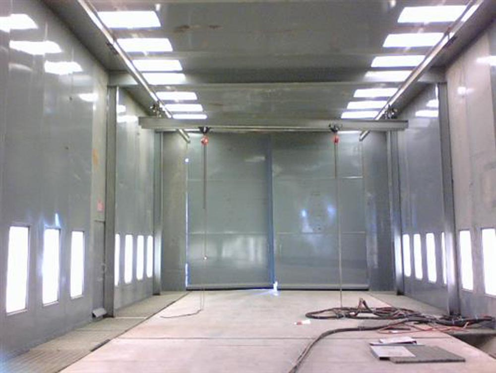 Sand Blasting Booths Paintbooth Com