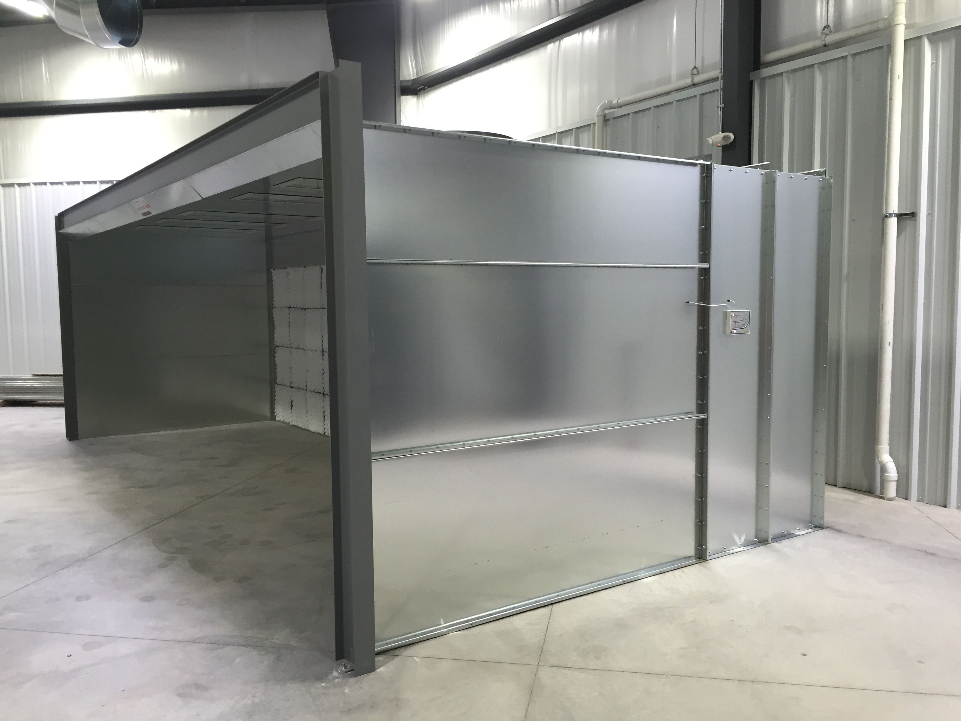 Industrial paint booths for Industrial paint for metal