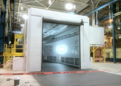 Large Equipment Booths