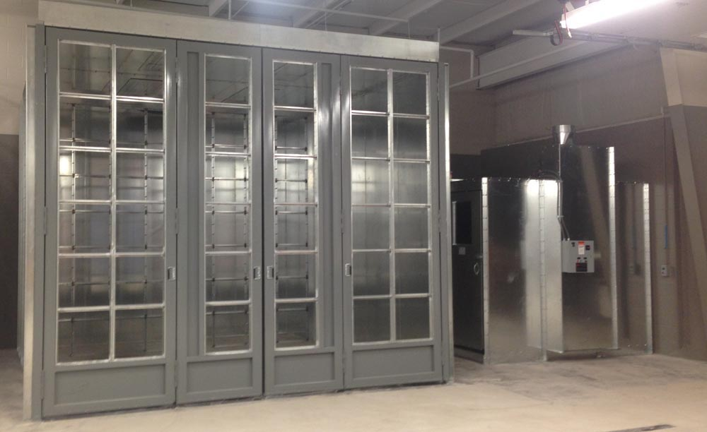 Industrial Paint Booths Paintbooth Com