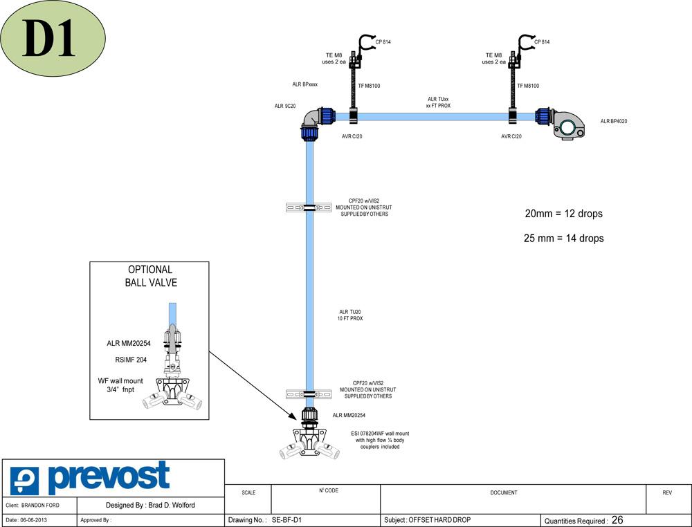 Prevost Air Diagram 3