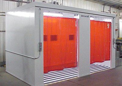 welding-booth