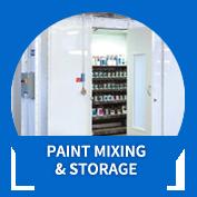 Paint Mixing Storage