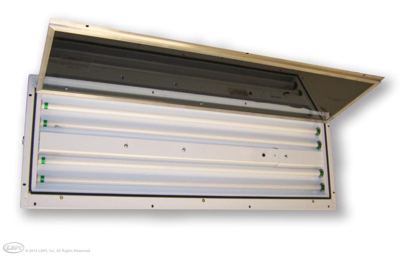 The Slim Light LED Series from LDPI