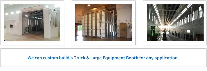 Truck Paint Booths