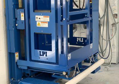 Side View LPI Man Lifts